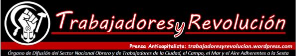 Logo Trabajadores y Revolución