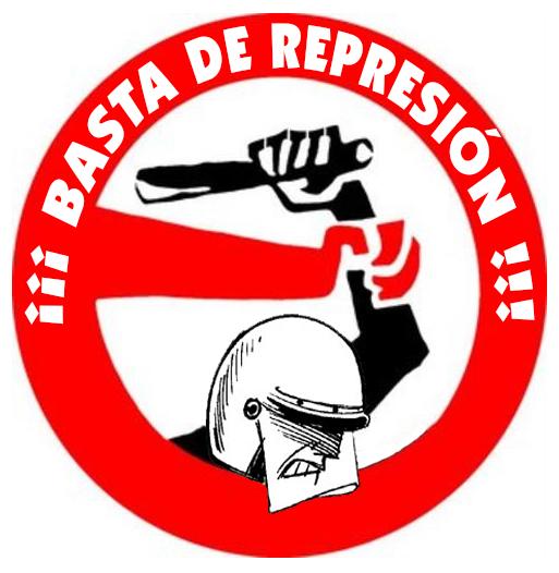 BASTA DE REPRESIÓN 2