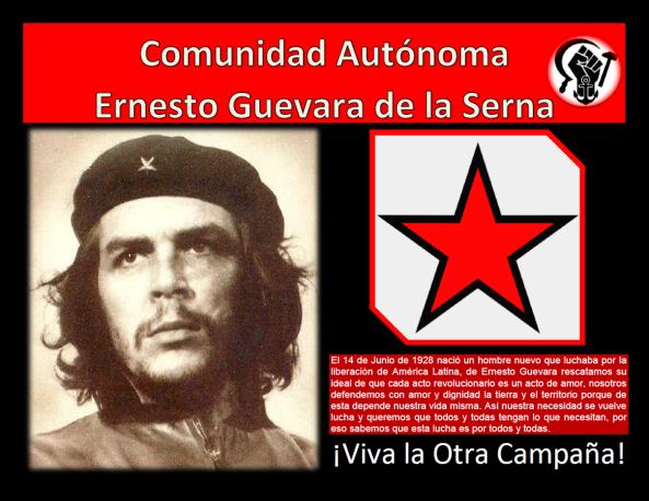 Comunidad Ernesto Guevara