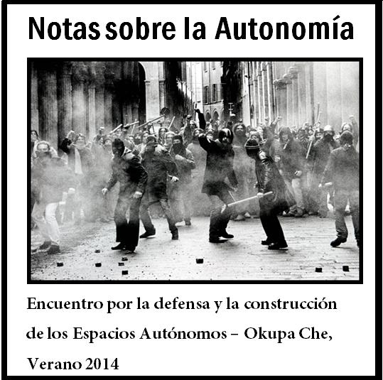 Notas sobre la autonomía