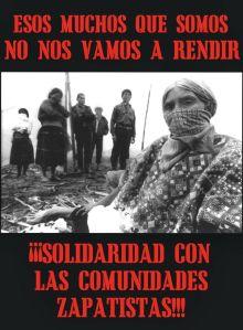 Es@s much@s EZLN