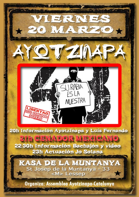 CenadorMuntanya-Ayotzinapa2
