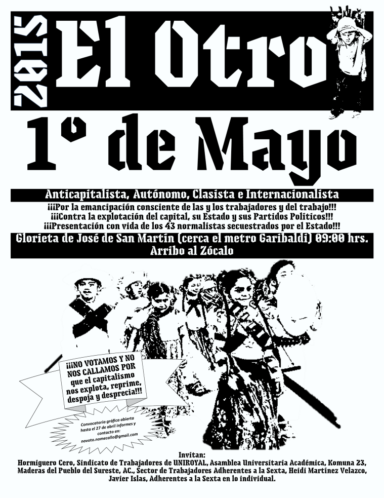 Otro 1° Mayo 2015