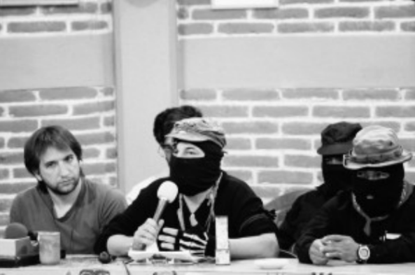 Foto de Radio Zapatista