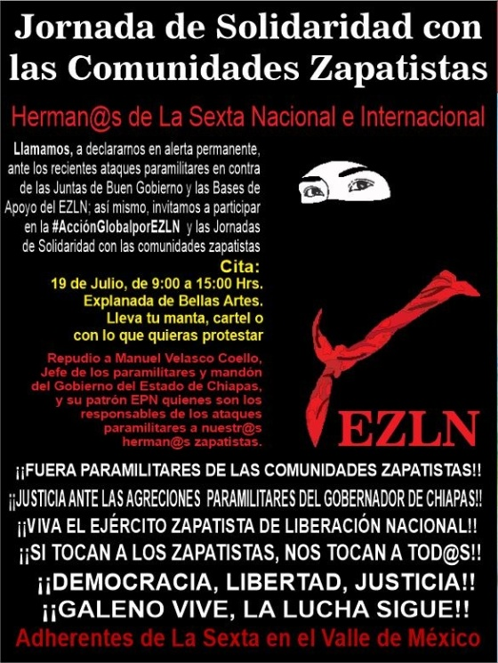 ACCIÓN GLOBAL_EZLN
