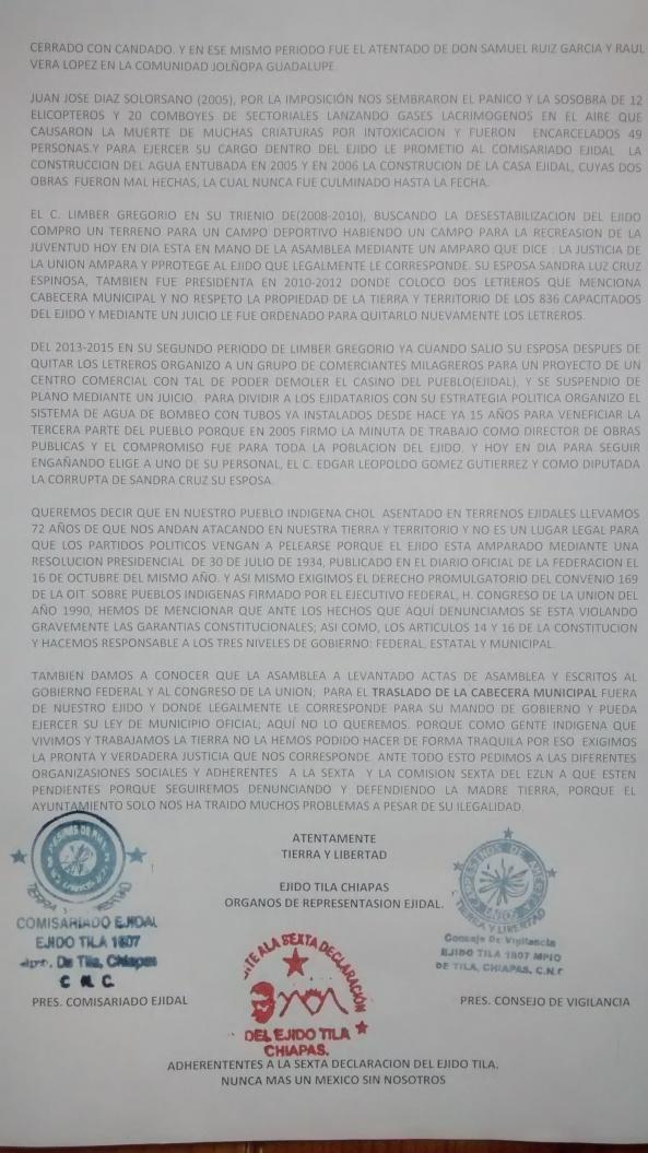 Ejido+Tila+denuncia+sobre+violencia+armada+partidista+1