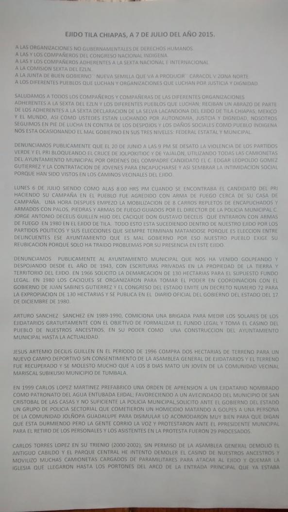 Ejido+Tila+denuncia+sobre+violencia+armada+partidista+2