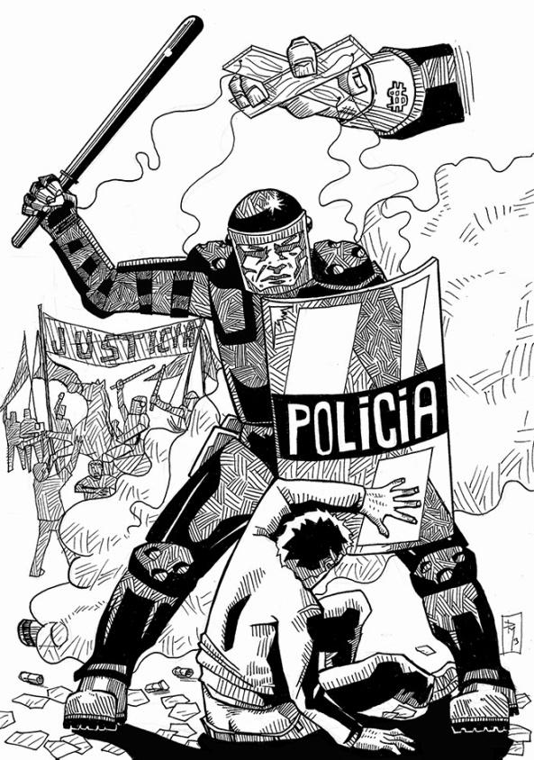 represion-policial