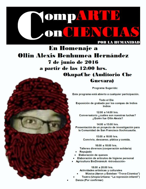 CompARTE ConCIENCIAS programa