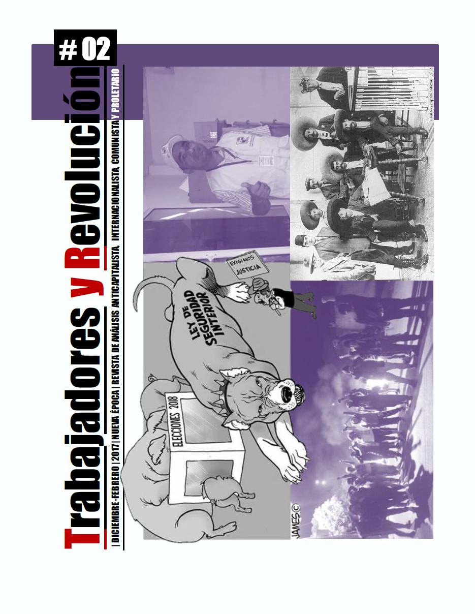 Trabajadores y Revolución #2 (Revista)