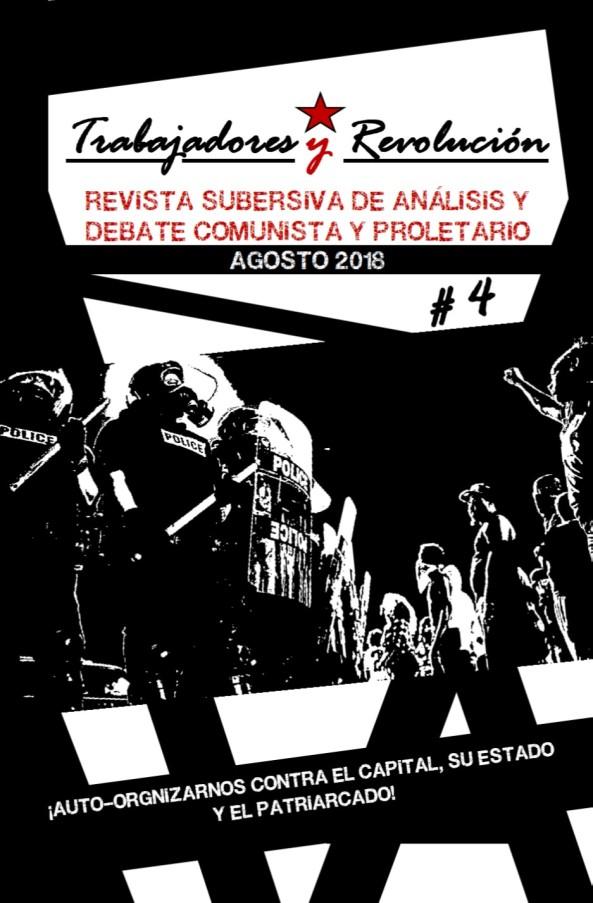 Trabajadores y Revolución #4 (Revista)