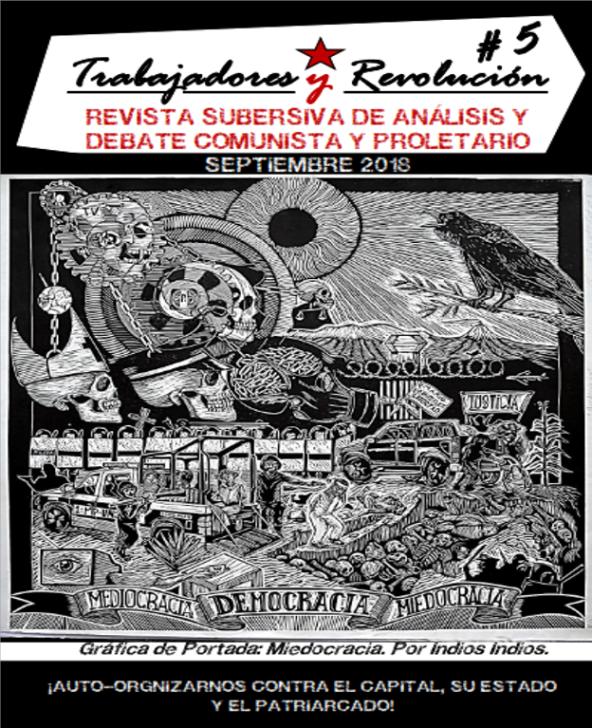 Trabajadores y Revolución #5 (Revista)